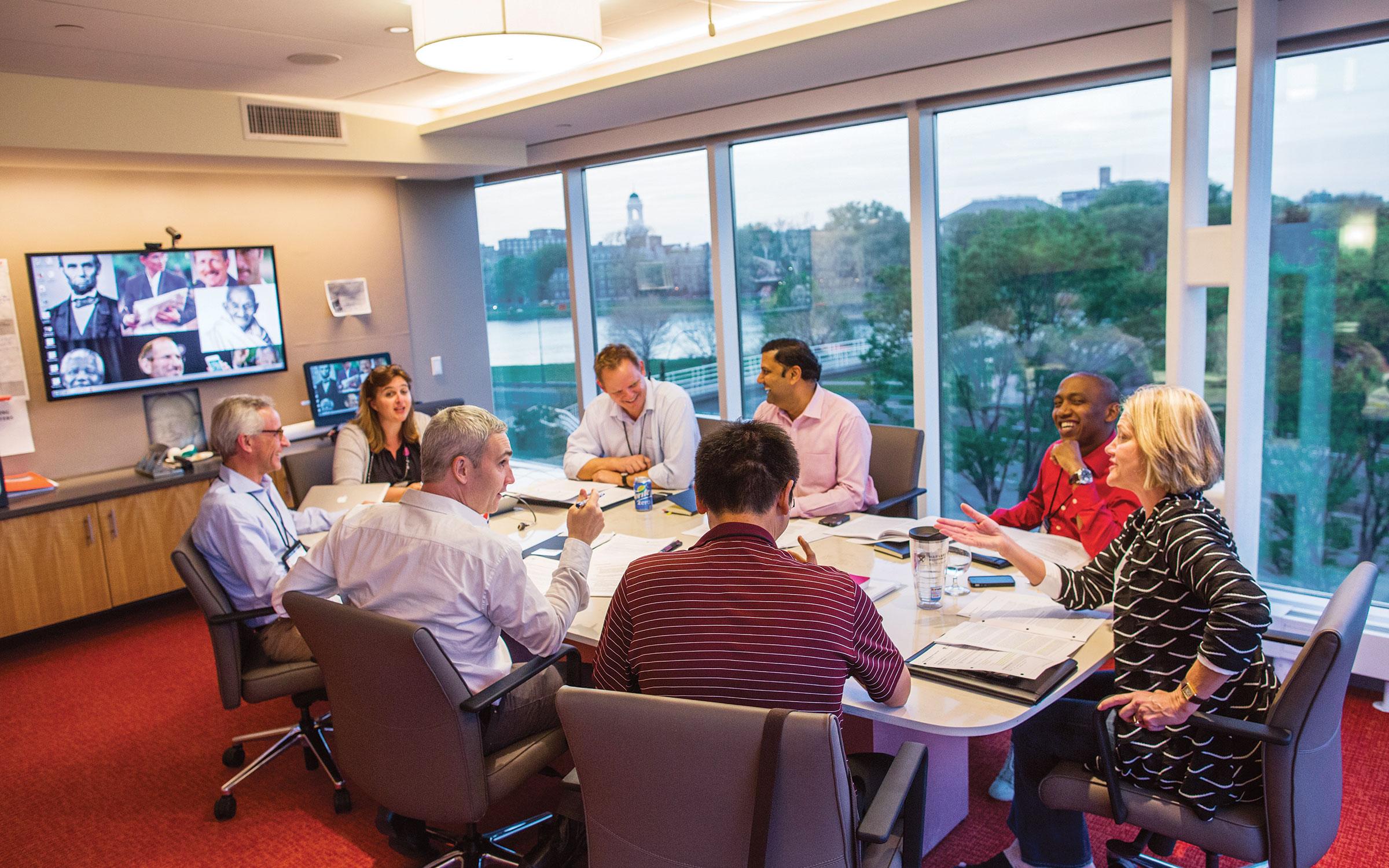 Participants Discussion